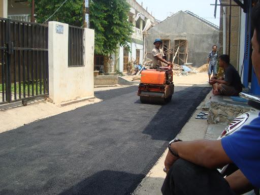 Jasa Pengaspalan Asphalt Hotmix , Cor Beton & Paving Blok